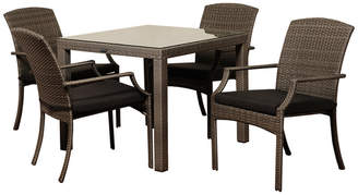 International Home Miami Rolland 5Pc Dining Set