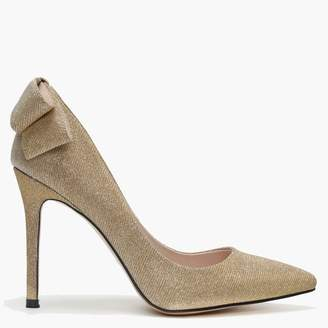 7669a882635 Gold Glitter Court Shoes - ShopStyle UK
