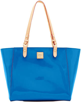 Dooney & Bourke Patent Large Janie Tote