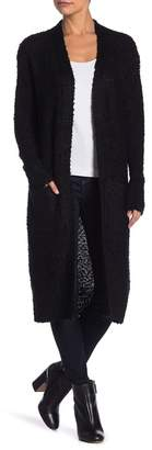 Solutions Boucle Knit Duster
