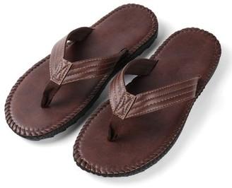 AERUSI Men's Rio Groove Sandals