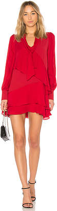 Parker Kenji Combo Dress