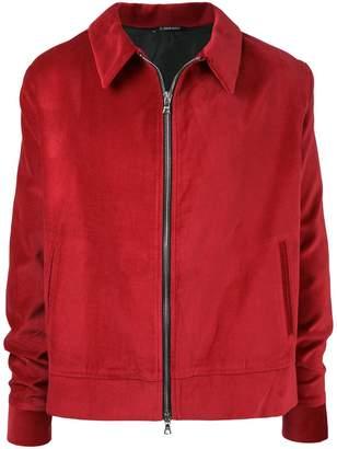3.Paradis long sleeved shirt jacket