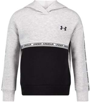 Under Armour Toddler Boys Colorblocked Fleece Hoodie