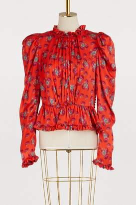 Magda Butrym Normandy blouse