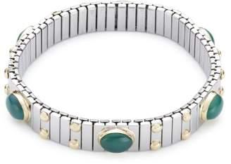 Nomination Women's Bracelet Agate Green 042124/003