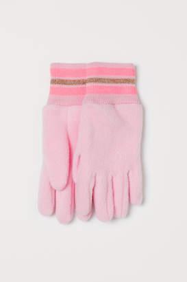 H&M Fleece gloves