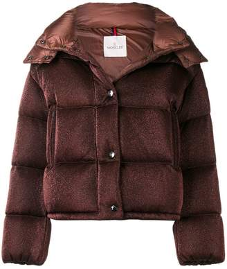 Moncler short padded jacket
