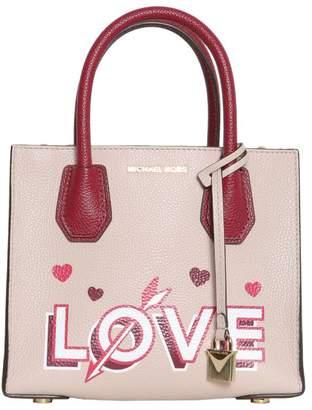 MICHAEL Michael Kors Mercer Love Medium Messenger Bag