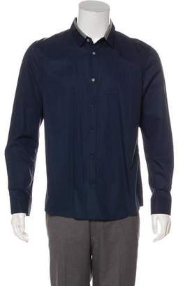 3.1 Phillip Lim Woven Button-Up Shirt