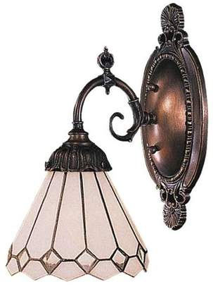Tiffany & Co. Elk Mix-N-Match 1-Light Sconce In Bronze