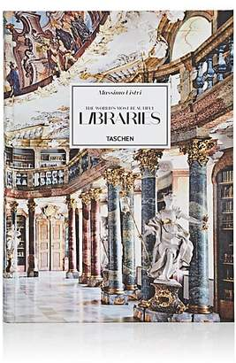Taschen Massimo Listri: The World's Most Beautiful Libraries XXL