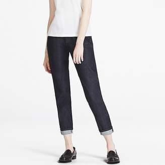 UNIQLO Women's Slim Boyfriend-fit Ankle Jeans $29.90 thestylecure.com