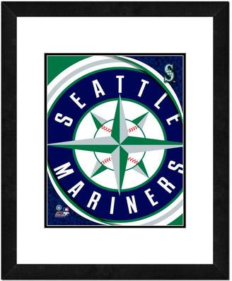 Seattle Mariners Framed Logo