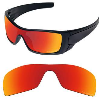 Oakley Tintart Performance Replacement Lenses for Batwolf Polarized Etched-Fire  Red 6b962e8ab7