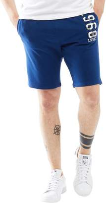 Tokyo Laundry Mens Axial Shorts Blue Sapphire