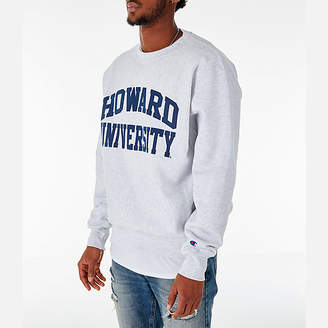 Champion Men's Howard Bison College Reverse Weave Crewneck Sweatshirt