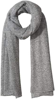 Collection XIIX Women's Oversized Shine Knitted Runway Wrap $38 thestylecure.com