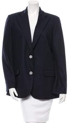 ATEA OCEANIE Wool Peak-Lapel Jacket w/ Tags