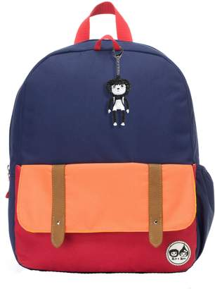 Babymel Zip & Zoe Colorblock Junior Backpack