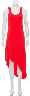 MICHAEL Michael Kors Sleeveless Midi Dress