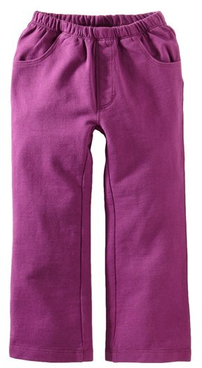 Tea Collection Bootcut French Terry Pants (Little Girls & Big Girls)