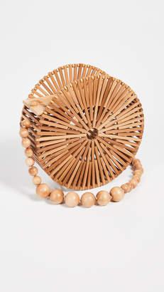 Cult Gaia Bamboo Luna Crossbody Bag