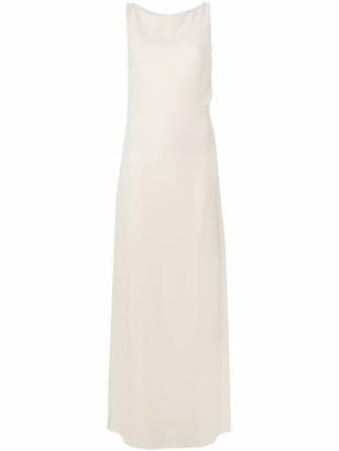 Valentino Pre-Owned slim long dress