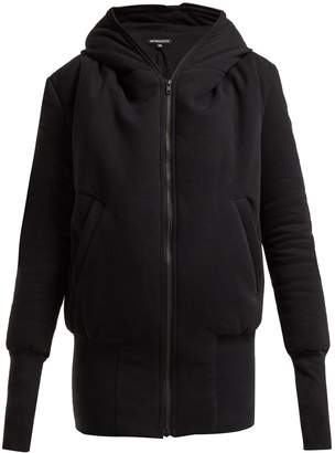 Ann Demeulemeester Padded hooded jacket