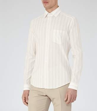 Reiss Lynas Slim-Fit Stripe Shirt