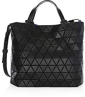 776e33043c2e Bao Bao Issey Miyake Women s Crystal Matte Leather Tote