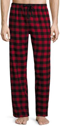 Hanes 2-pk. Flannel Pajama Pants-Big & Tall