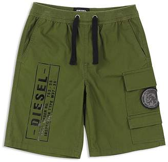 Diesel Boys' Cargo Shorts - Big Kid
