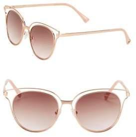 Sam Edelman 53MM Cat Eye Sunglasses