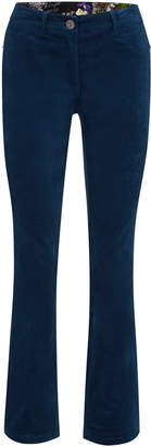 Joe Browns Bootcut Velvet Trousers
