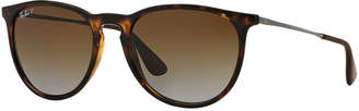 Ray-Ban Polarized Erika Sunglasses, RB4171 54