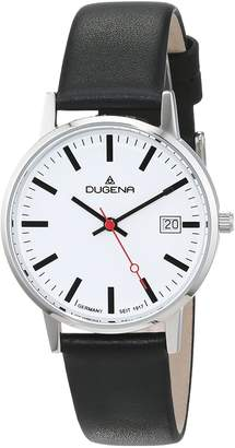 Dugena Women's Quartz Watch Basic 4460400 with Leather Strap