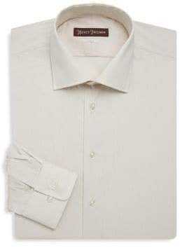 Hickey Freeman Classic-Fit Dress Shirt