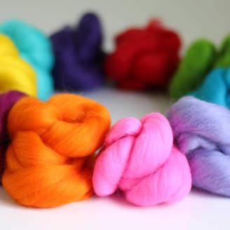 Hawthorn Handmade Brights Wool Bundle