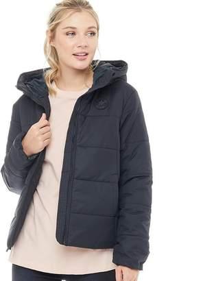 Converse Womens Core Poly Fill Puffer Jacket Black
