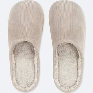 Uniqlo Corduroy Slippers