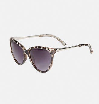Avenue Tortoise Cateye Sunglasses