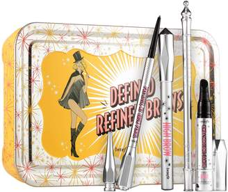 Benefit Cosmetics - Defined & Refined Brow Kit