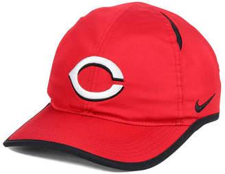 Nike Cincinnati Reds Dri-fit Featherlight Adjustable Cap