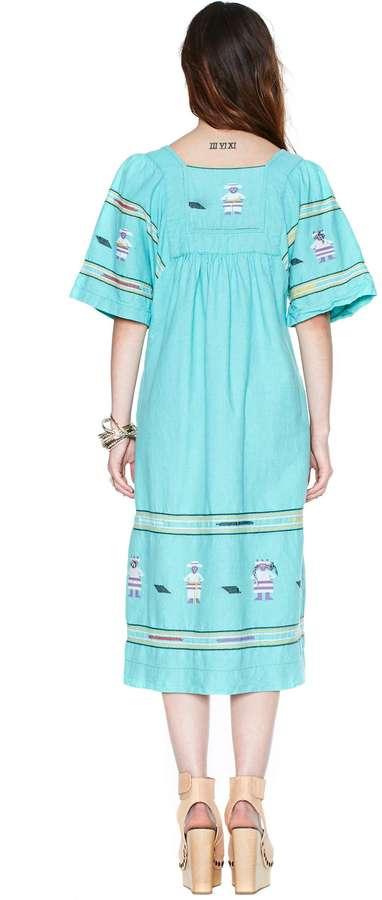 Nasty Gal Vintage Merida Dress