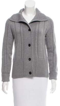 Derek Lam Wool Cable Knit Cardigan w/ Tags
