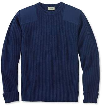 L.L. Bean Commando Sweater, Crewneck Sweaters for Men| L.L.Bean