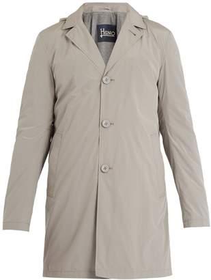 Herno Hooded lightweight jacket