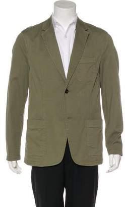 Michael Kors Garment-Dyed Blazer