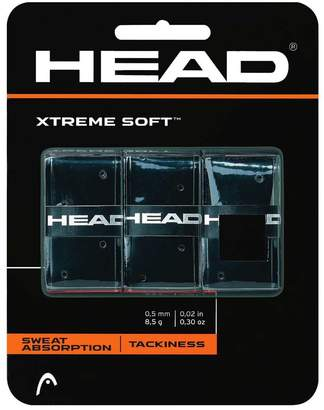Head Xtremesoft Tennis Racquet Over Grip Black